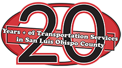 Ride-On Transportation has provided more than 20 years of transportation Services in SLO County